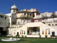 Shiv Niwas Palace is a former residence of the Maharana of Udaipur, Rajasthan, located on the banks of Lake Pichola. Address: City Palace Complex, Udaipur, Rajasthan, Silawatwari, Udaipur, Rajasthan