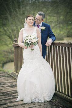 Weald of Kent wedding of Christina and Darren