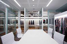 Miroglio Print Lab - showroom de São Paulo / RoccoVidal P+W
