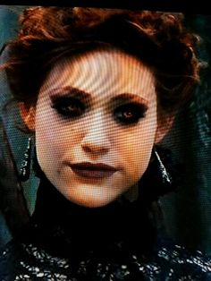Beautiful creatures witch makeup! Def. Doing this look!