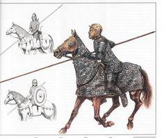 Roman clibanarius