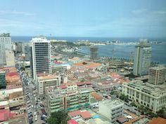 Cidade de Luanda - Angola