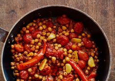 Chana Masala, Beans, Yotam Ottolenghi, Vegetables, Kung Pao Chicken, Ethnic Recipes, Chili, Vegetarian Recipes, Soup
