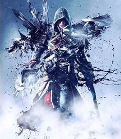 161 Best Assassins Creed Drawing Images Videogames Female