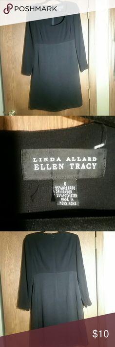 Nice Dress by Linda Allard Ellen Tra y Nice for a fiemal setting Dresses Midi