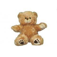 Long Haired Heatbeat Bear-Record your baby's heartbeat as a keepsake!