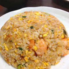 生姜海老炒飯