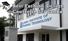 Fashion Designing Courses in Sri lanka