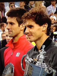 Rafael Nadal and Nole