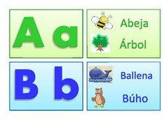 abecedario para imprimir tamaño carta - Buscar con Google