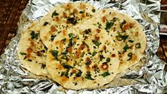 Just for Foodies!!: No Yeast Whole Wheat Tawa Naan