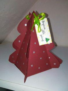 Petite boite pour chocolat, by me !