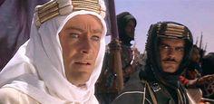 Peter O'Toole, Omar Sharif, Lawrence of Arabia Love Movie, I Movie, Movie Stars, Alec Guinness, Peter O'toole, Lawrence Of Arabia, Men Are Men, Top Film, Life Is An Adventure