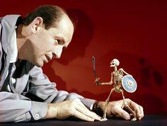 Faleceu no dia 07 de Maio de 2013 o mestre do stop-motion Ray Harryhausen, foi considerado um dos mais importantes animadores