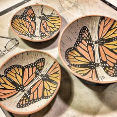 new pottery designs by melynnn allen