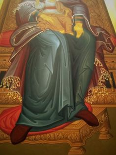 Virgin Mary, Madonna, Saints, Painting, Fictional Characters, Drawings, Virgo Pictures, Byzantine Icons, Socks