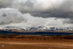 Desolate to Snow 20 X 30 (multiple sizes available) fine art photography