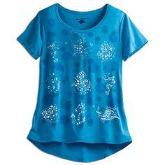 Disney Cruise Line Fashion Tee for Women - Scoop-Neck | Disney Store