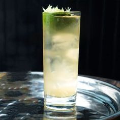 Though its cousin the Gin Rickey is more common today, this classic cocktail recipe can also be made with bourbon. Cocktails To Try, Bourbon Cocktails, Refreshing Cocktails, Classic Cocktails, Scotch Whiskey, Irish Whiskey, Best Cocktail Recipes, Drink Recipes, Bourbon Recipes