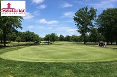 $18 for 18 Holes with Cart on the Sweetbriar Course at Sweetbriar Golf Club in Avon Lake near Cleveland ($39 Value. Good Any Time until July 15, 2018!)