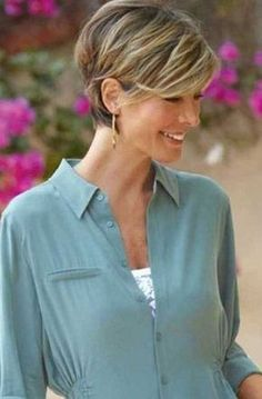 70 Fabulous Over 50 Short Hairstyle Ideas