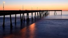 The Pier. Pacifica, CA