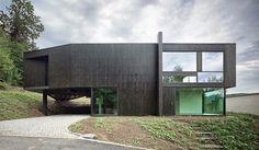 Hubackerweg House | Reinach, Switzerland | Buchner Bründler Architekten | Photo by Ruedi Walti