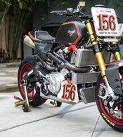RACE TO THE CLOUDS- PROJECT 156 - Blog - Motorcycle Parts and Riding Gear - Roland Sands Design - RSD