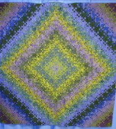 Blooming nine patch, sunshine & shadows, Star Quilters Guild 2011 show
