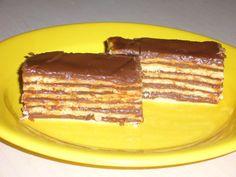 Az ehavi Príma konyha címlapján annyira étvágygerjesztően nézett ki ez a sütemény, hogy nem bírtam neki ellenállni és elkészítettem. Habár... French Toast, Cooking Recipes, Meat, Breakfast, Food, Candy, Caramel, Morning Coffee, Chef Recipes