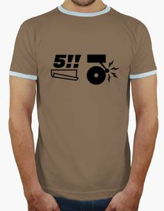 T-shirt Campanella - 5!!