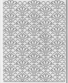 Crochet stitch chart pattern by deann Filet Crochet, Poncho Crochet, Crochet Bolero, Crochet Stitches Chart, Crochet Motifs, Crochet Diagram, Love Crochet, Crochet Lace, Crochet Patterns