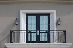 Aluminium Windows for Balcony