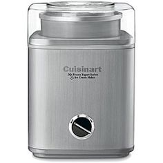 Cuisinart CIM-60PCFR 2-quart Frozen Dessert Maker (Refurbished)  @Overstock - Pure Indulgence makes frozen desserts in as little as 25 minutes  Specialty appliance is a fully-automatic frozen yogurt, sorbet and ice cream maker  Cuisinart dessert maker has a brushed stainless-steel housinghttp://www.overstock.com/Home-Garden/Cuisinart-CIM-60PCFR-2-quart-Frozen-Dessert-Maker-Refurbished/4220619/product.html?CID=214117 $54.99