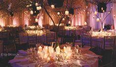 wedding branches