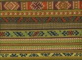 Latvian belt patterns.
