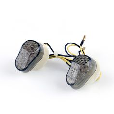 Mad Hornets - No Cut Front Indicators LED Turn Signals Yamaha R6 R1 FZ1 FZ6, Smoke or Clear, $19.99 (http://www.madhornets.com/no-cut-front-indicators-led-turn-signals-yamaha-r6-r1-fz1-fz6-smoke-or-clear/)