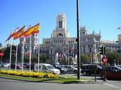Madrid, Spain. I want to go back here, I miss it.