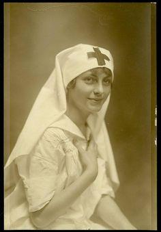 Vintage nurse