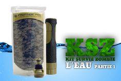KSZ – Kit de survie zombies – l'eau partie 1 http://www.zombiesworld.com/ksz-kit-de-survie-zombies-leau-partie1/