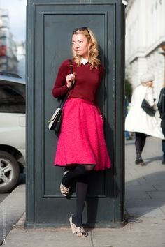 Roberta Benteler, Founder and Director of fashion website Avenue 32.