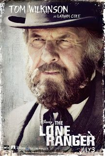 Tom Wilkinson as Cole, The Lone Ranger
