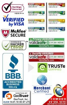 Trust Seals to Encash the Trust - A blog post!  #TrustSeals #SecurityBadges etc.