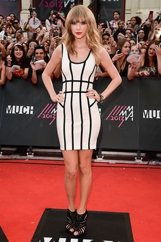 Happy Birthday, Taylor Swift! Shop her amazing wardrobe by clicking on the photo.
