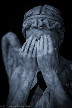 Weeping Angel by AmokCanadian, via Flickr