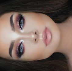 Imagen de makeup, girl, and clothes