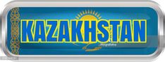 Heraldry,Art & Life: KAZAKHSTAN - ART with National Symbolism
