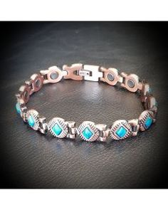 100% Copper Magnetic Bracelet Pure Copper, All Brands, 100 Pure, The 100, Pandora, Charmed, Band, Sterling Silver, Bracelets