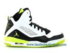 brand new b7592 3f821 Air Jordan SC-3 Venom Chaussures Pour Homme Blanc Noir Vert  629877-132-Boutique La Nike Basket-Ball,Officiel Nike Chaussures En Ligne!