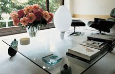 Table With Whels by Gae Aulenti. Since 1980